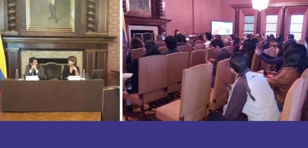 Academia diplomática realizó ciclo de conferencias sobre la geopolítica rusa