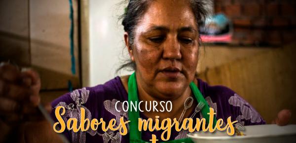 Concurso Sabores Migrantes Comunitarios de IberCultura Viva, Iber-Rutas e IberCocinas