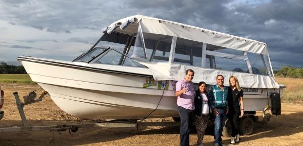 Se inicia jornada de atención en salud por los ríos Vichada, Orinoco y Uva liderada por el Plan Fronteras para la Prosperidad