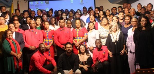 Embajada de Colombia clausuró el V Curso de Español ofrecido por el Gobierno Nacional a los servidores públicos de Trinidad y Tobago