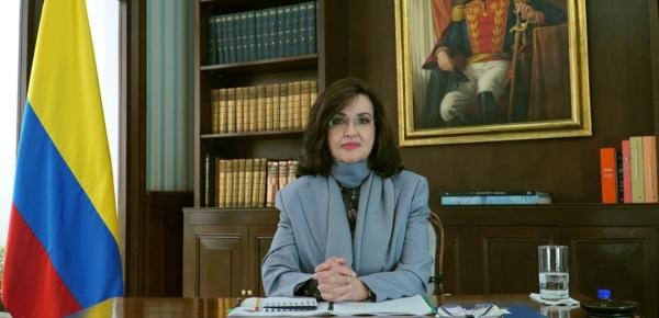 Colombia ratifica carácter bipartidista de la relación con Estados Unidos y la no injerencia del Gobierno en las elecciones de ese país: Canciller Blum en debate de control político del Senado