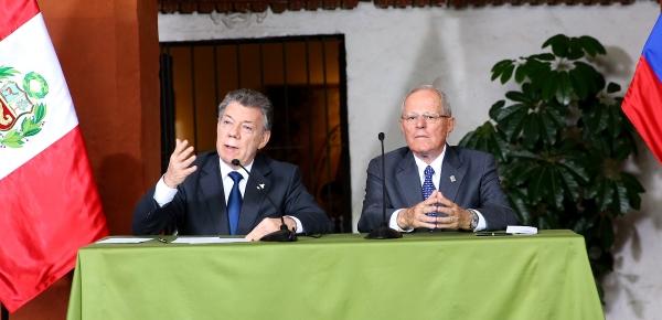 Tercer Gabinete Binacional entre Colombia y Perú concluyó con éxito y con 120 compromisos para ejecutar próximo año