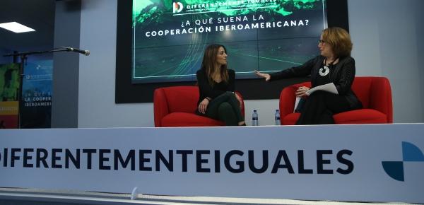 Colombia refuerza sus lazos con la Cooperación Iberoamericana y apoya la campaña Diferentemente Iguales