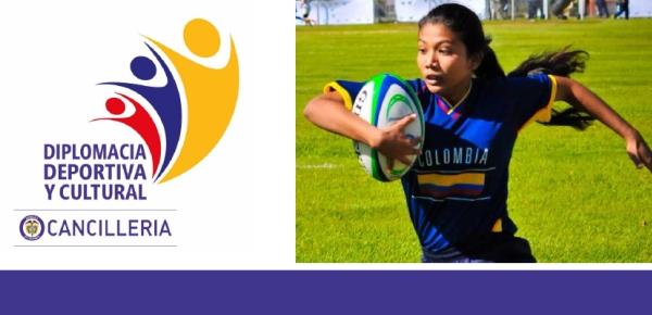 De rugbier a entrenadora: Leidy Pereira liderará equipo que viaja a Uruguay a un intercambio de diplomacia deportiva
