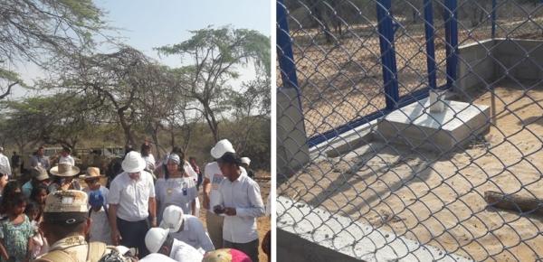 Dirección para el Desarrollo y la Integración Fronteriza entregó proyecto de agua