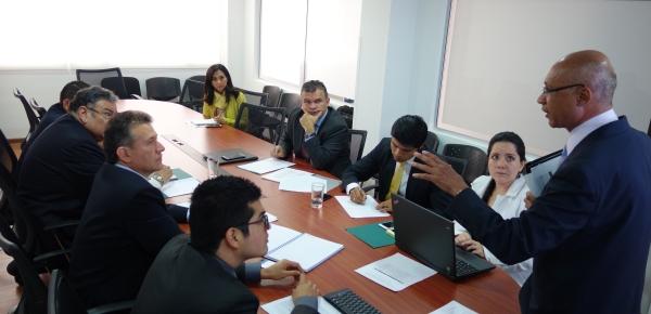 Colombia y Perú realizaron Séptima Reunión de la Secretaría Ejecutiva de la Comisión Binacional para la Zona de Integración Fronteriza