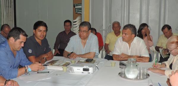 Comisión Binacional de la ZIF Perú – Colombia explora iniciativas de inversiónen el trapecio amazónico