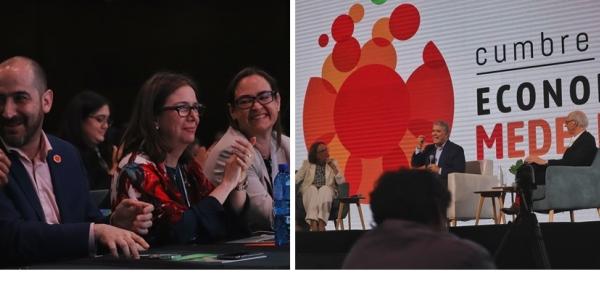 Mientras sea Presidente, todos los años habrá Cumbre de Economía Naranja en Colombia: Presidente Iván Duque