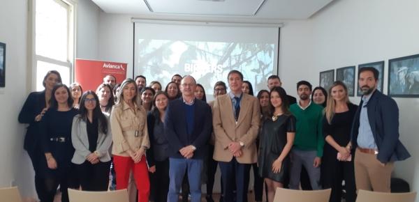 Embajada de Colombia en Uruguay en asocio con ProColombia promueve el turismo y la inversión