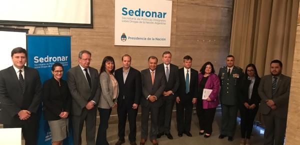 Colombia participa en la VI Reunión de la Comisión Mixta sobre Prevención del Uso Indebido de Estupefacientes y Sustancias Psicotrópicas