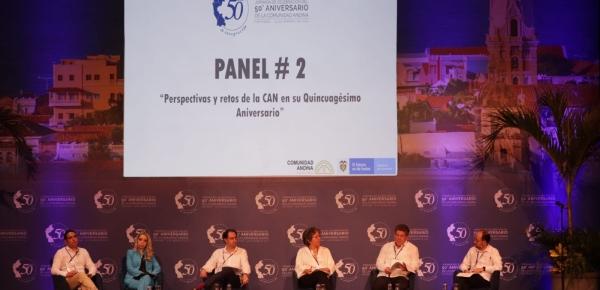 En Cartagena, expertos debaten sobre los logros, retos y perspectivas de la Comunidad Andina