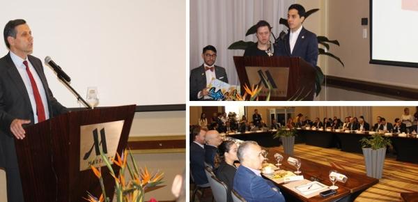 Hoy el Ministerio de Relaciones Exteriores realizó el primer Consejo Empresarial Colombia+Canadá