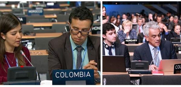 En la COP 24 Colombia sigue trabajando para alcanzar un plan conjunto y concreto para el Acuerdo de París