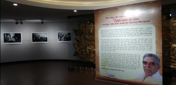 En Vietnam, se celebran los 50 años de Cien años de soledad en el 2017