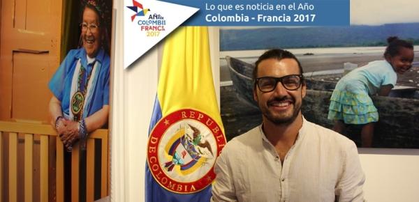 """Finalizó la exposición """"Sonrisas de Colombia"""", organizada por el Consulado en París"""