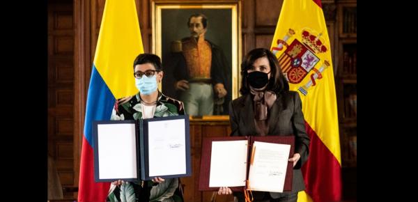 Colombia y España suscribieron la nueva estrategia de cooperación bilateral parta el periodo 2020-2024