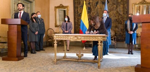Colombia estrecha cooperación con la ONU en apoyo a migrantes y lucha contra la ilegalidad