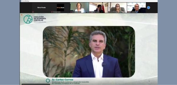 Colombia es elegida representante de la Mesa Directiva del Foro de Ministros de Ambiente de América Latina y el Caribe