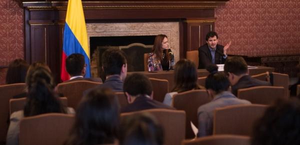 La Academia Diplomática Augusto Ramírez Ocampo organizó conferencia sobre el Acuerdo De Paz y su implementación