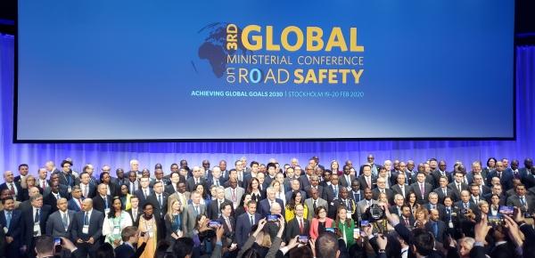 Delegación colombiana participó en la Tercera Conferencia Ministerial Global de Seguridad