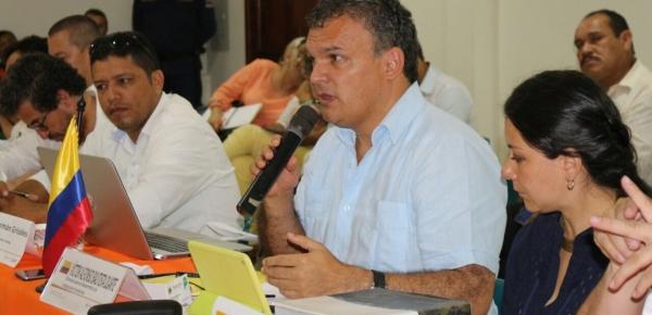Delegados de la Cancillería de Colombia y la Cancillería de Brasil revisaron los compromisos de la XVIII Comisión de Vecindad e Integración