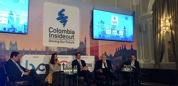 'Colombia InsideOut', organizado por la Embajada en Reino Unido, evidenció que Colombia es un destino atractivo para la inversión británica