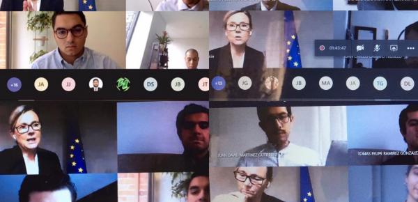 Conferencia: Día de Europa