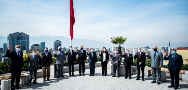 Colombia participa en la VI Reunión Técnica Internacional sobre Movilidad Humana de ciudadanos venezolanos en la Región