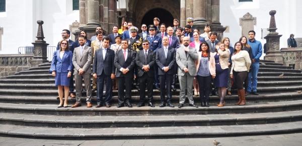 Colombia y Ecuador acordaron Plan de Acción en la lucha contra la minería ilegal