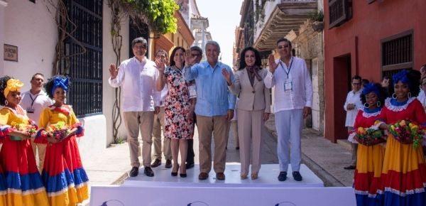 Declaración ministerial de Cartagena de Indias con motivo de la celebración de los 50 años de la Integración Andina