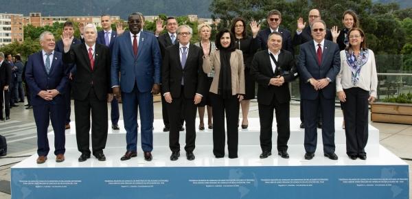 Foto oficial de la 30 reunión de Ministros de Relaciones Exteriores del Tratado Interamericano de Asistencia Recíproca – TIAR