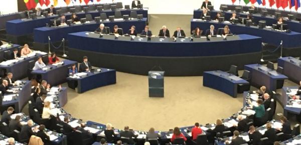 La Embajada en Bélgica asistió a la sesión plenaria en la que el Parlamento Europeo exhortó a seguir apoyando la construcción de paz en Colombia