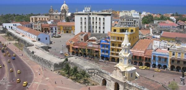 Icomos realiza visita de asesoramiento técnico a Cartagena de Indias