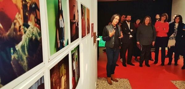 Ministra María Ángela Holguín asistió a la exposición 'Attaches' en la Cité internationale des arts