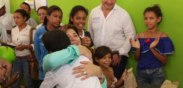 La música ha sido un elemento transformador para los jóvenes que asisten a la Casa Lúdica en Paraguachón