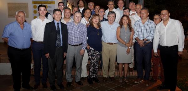 El Canciller Carlos Holmes Trujillo trabaja de la mano con los Cónsules de Colombia en Venezuela en el marco de la gira que adelanta