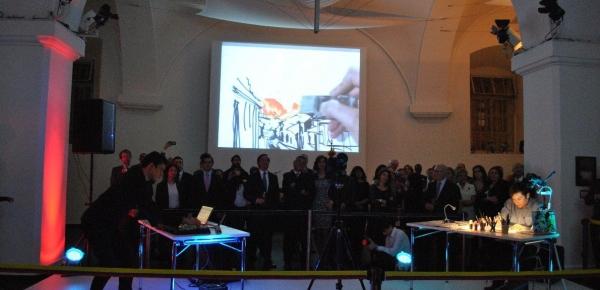 """Una fusión de la música, la pintura y la fotografía enmarcó el evento  """"Ciudad que Resuena, Ciudad que Retumba"""""""