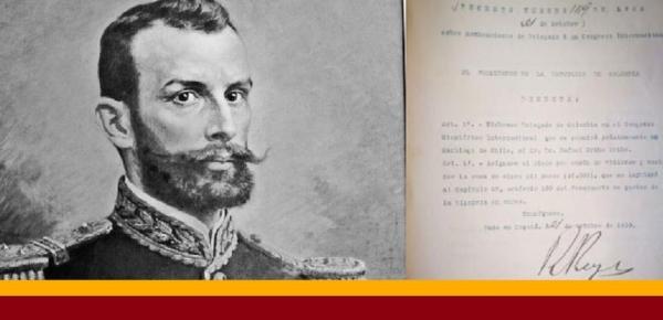 En los archivos de la Cancillería: 105 años de la muerte del general Rafael Uribe Uribe, diplomático y modernizador del Estado colombiano
