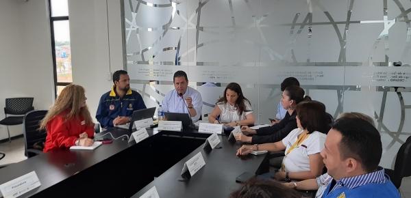 Gerencia de Frontera con Venezuela de Presidencia, Cancillería y la Agencia Presidencial de Cooperación (APC-Colombia) entregan balance de la cooperación internacional en Norte de Santander para la crisis migratoria