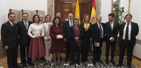 Embajada de Colombia reconoce el talento y trabajo de un grupo de colombianos que destacan en España en sus diferentes profesiones