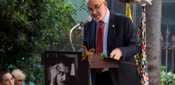 """La Embajada de Colombia en España rindió homenaje a Gabriel García Márquez y a su obra maestra """"Cien Años de Soledad"""""""