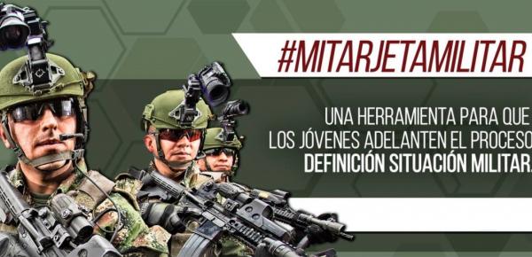 Información importante para colombianos en el exterior sobre definición de situación militar
