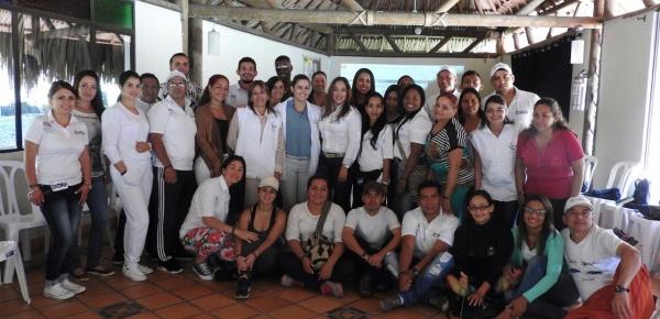 Cancillería apoya la organización de la jornada 'Formador de Formadores' para profesores del programa 'Deporte, Convivencia y Paz'