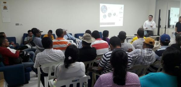 La Cancillería socializó el proyecto 'Construcción de pozos e instalación de sistemas de filtración en zona rural del Departamento de Arauca', que es ejecutado por la Fundación El Alcaraván, mediante recursos de la Dirección para el Desarrollo y la Integración Fronteriza, que aporta 376 millones de pesos de la inversión total, 511 millones de pesos