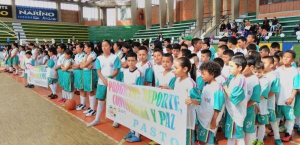 Cancillería, Coldeportes y Grupo Internacional de Paz promueven el deporte y la convivencia