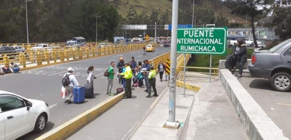 Colombia y Ecuador trabajan juntos contra la trata de personas
