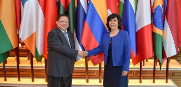 Viceministros de Relaciones Exteriores de Colombia y Tailandia presidieron la Reunión de Consultas Políticas