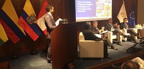 Colombia y Perú revisaron proyectos comunes de la Comisión Binacional para la Zona de Integración Fronteriza