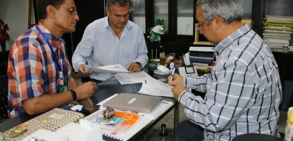 En el marco del Plan de Impacto para Norte de Santander, se firmó convenio para dotar con equipo al área de urgencias del Hospital Erasmo Meoz