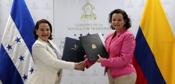 Colombia y Honduras celebraron la VIII Reunión de Cooperación Técnica, Científica, Tecnológica, Educativa y Cultural